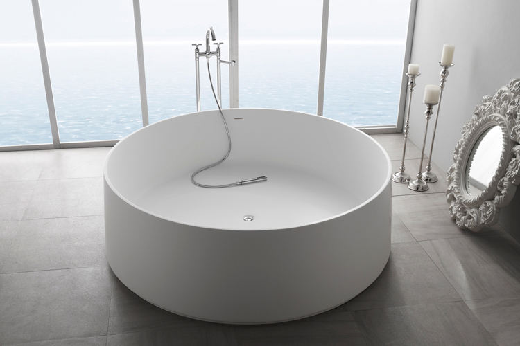 Luxury Bathroom Sinks and Bathtubs, Pannello Wall Panels ...